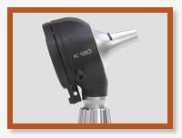 Ф.О. отоскоп K 180 XHL