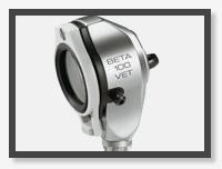 Ветеринарный отоскоп BETA 100 VET и принадлежности
