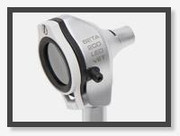 Ветеринарный отоскоп F.O. ВЕТА 200 VET LED/XHL  и принадлежности
