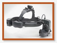 Офтальмоскоп непрямой бинокулярный OMEGA 500 LED/XHL