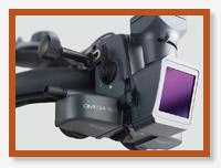 Офтальмоскоп OMEGA 500  LED/XHL  с видеокамерой DV1