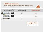 Дерматоскопы HEINE DELTA 20PLUS  -  время работы и зарядки