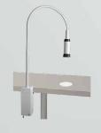 Смотровой осветитель EL 10 LED со скобой, крепление на стол