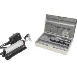 Отоскоп медицинский BETA 400 с рукояткой перезаряжаемой BETA 4 USB, c принадлежностями