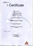Обучение специалистов нашей компании в июне 2011 года