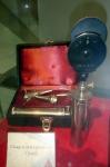 Музей диагностических инструментов - отоскоп HEINE 1949 г.