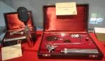 Музей диагностических инструментов - офтальмоскоп  HEINE 1949-1950 г.
